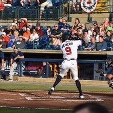 Atlanta Braves Prospect Anfernee Seymour focused on hitting in new role at Rome