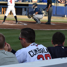 Atlanta Braves Prospect Brett Cumberland On Fire at Single-A Rome