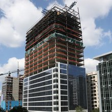 Barings ready to settle in at top of its own tower in uptown Charlotte - Charlotte Business Journ...