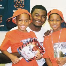 If Katrina killed his kid brothers, how could Auburn football matter? Rumors, truth and Abramson'...