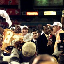 A road map for getting back: Study shows Vols' fall from glory years