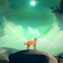 A pretty game about a fox will explore how we cope with death in the family