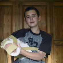Doctors optimistic about recovery of Clarion County boy after arm severed