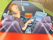 Deborah Petersen: Reading while driving - San Jose Mercury News