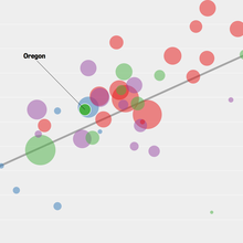Interactive: U.S. gun ownership and gun deaths