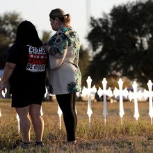 Texas church gunman escaped mental health facility in 2012 after threatening military superiors
