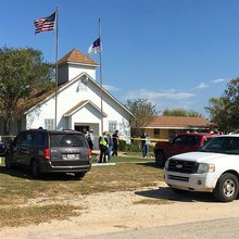 At least 26 dead in South Texas church shooting, officials say