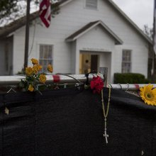 Texas church gunman lied about past to become a security guard, records show