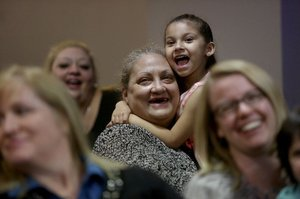 Thirty Bexar County kids find forever homes