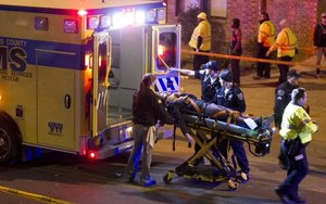 Could the SXSW tragedy happen at Fiesta?