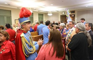 Fiesta kicks off at Bexar County Commissioners Court