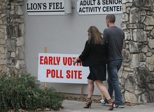 Early voting begins for party runoffs