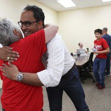 Candidates depend on core voters in GOP runoff
