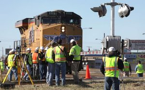 Union Pacific to work on system at site of fatal Midland crash