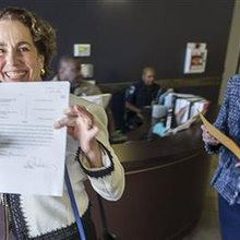 Texas AG: 'Legal chaos' if same-sex marriage not deemed void
