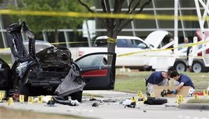 Police say they didn't see FBI bulletin before Texas attack