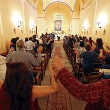 Mission churches remain open despite federal shutdown