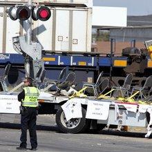 Investigators are focusing on train warnings