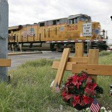 Midland seeks strength after deadly train crash