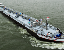 ALTERNATIVE FUEL: LNG FOR SHIPPING