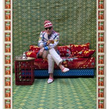 Karima: A Day In The Life Of A Henna Girl - Interview with Hassan Hajjaj