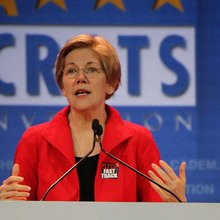 Wall Street's Veto Power: Why Warren Is Unlikely to Be Clinton's Running Mate