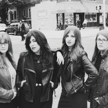 Hasidic band's alt-rock is a woman's place