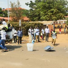 Ugandan Police Put Down Protest by Angry Voters in Kampala