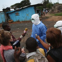 Ebola Doctors at Breaking Point: 'This Constant Feeling That the Boat's Sinking'