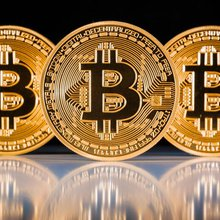The dizzying rise of bitcoin