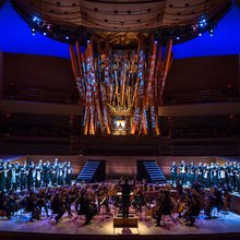"The Los Angeles Master Chorale Performs Alexander's Feast "" LAEntNews"