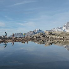 Running in the clouds: a new ultra-marathon in the Alps