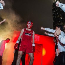 Hong Kong's Hedge Fund Fight Nite