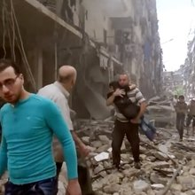 Aleppo Is Burning: Civilians Under Fire