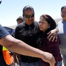 FBI: Suspect in custody in murder of Navajo girl in New Mexico