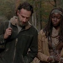 """Why Rick and Michonne on """"The Walking Dead"""" are the perfect match"""