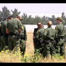 Reportaje con la patrulla fronteriza parte 1