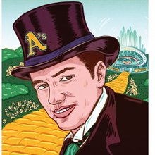 The Wizard of O.co: A decade after Moneyball, the cult of Billy Beane thrives in Silicon Valley