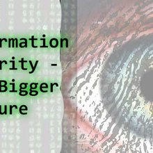 Information Security for Journalists: The Bigger Picture