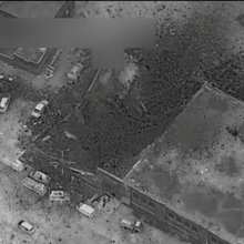 US airstrikes on Syria mosque compound 'in violation of international law': UN