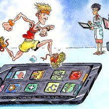 The wonder drug: A digital revolution in health care is speeding up | The Economist
