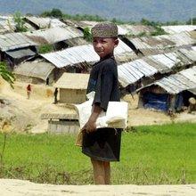 Bangladesh plans to move thousands of Rohingya to island