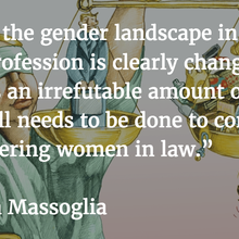 The State of Women in Law