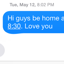 The Top Five Ways I Text With My Children