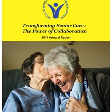 Meals on Wheels and Senior Outreach Services 2014 Annual Report