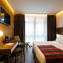 Staying at Only YOU Hotel Atocha, Madrid