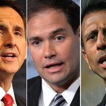 Mitt Romney's Possible VP Picks Not Releasing Tax Returns