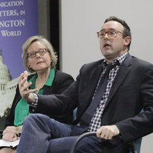 Washington Post blogger Chris Cillizza analyzes midterm elections at KPU event