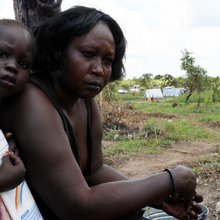Desperate and hungry, South Sudanese fleeing war tax resources in Ugandan refugee camps