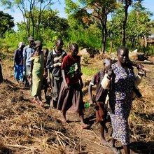 South Sudan Crisis Strains Uganda's Exemplary Refugee Welcome